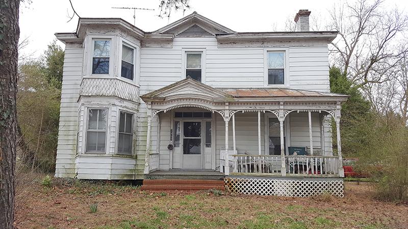 Farinholt House - 1900