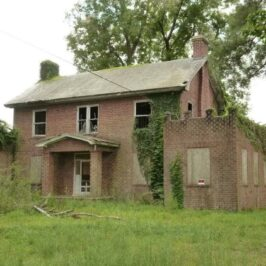 Toano Loses Historic Gatewood House