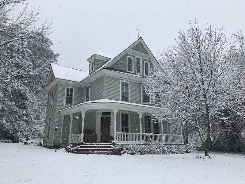 Dr. H.U. Stephenson House - circa 1900