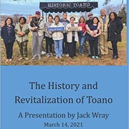 THS Releases New Book: The History and Revitalization of Toano